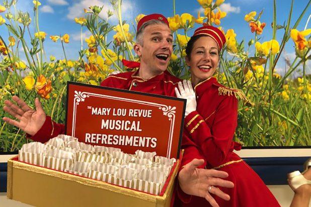 Mary Lou Revue