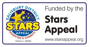 Stars Appeal Funded Logo