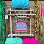 Discover loom weaving