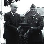 50th anniversary D-day, Salisbury Hospital, Odstock