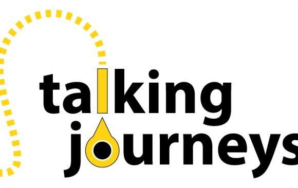 Talking Journeys project logo
