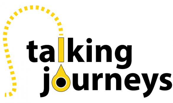 Talking Journeys project logo