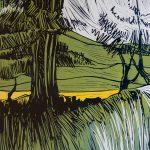 Tessa McIntyre, 'Melbury Down', catalogue no 94