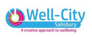 Well-City logo design
