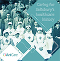 WW1 nurses on book cover