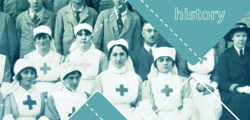 Red Cross nurses 1917
