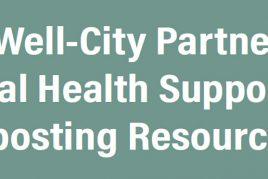 'Well-City Partnership'