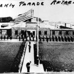 parade retreat WW2